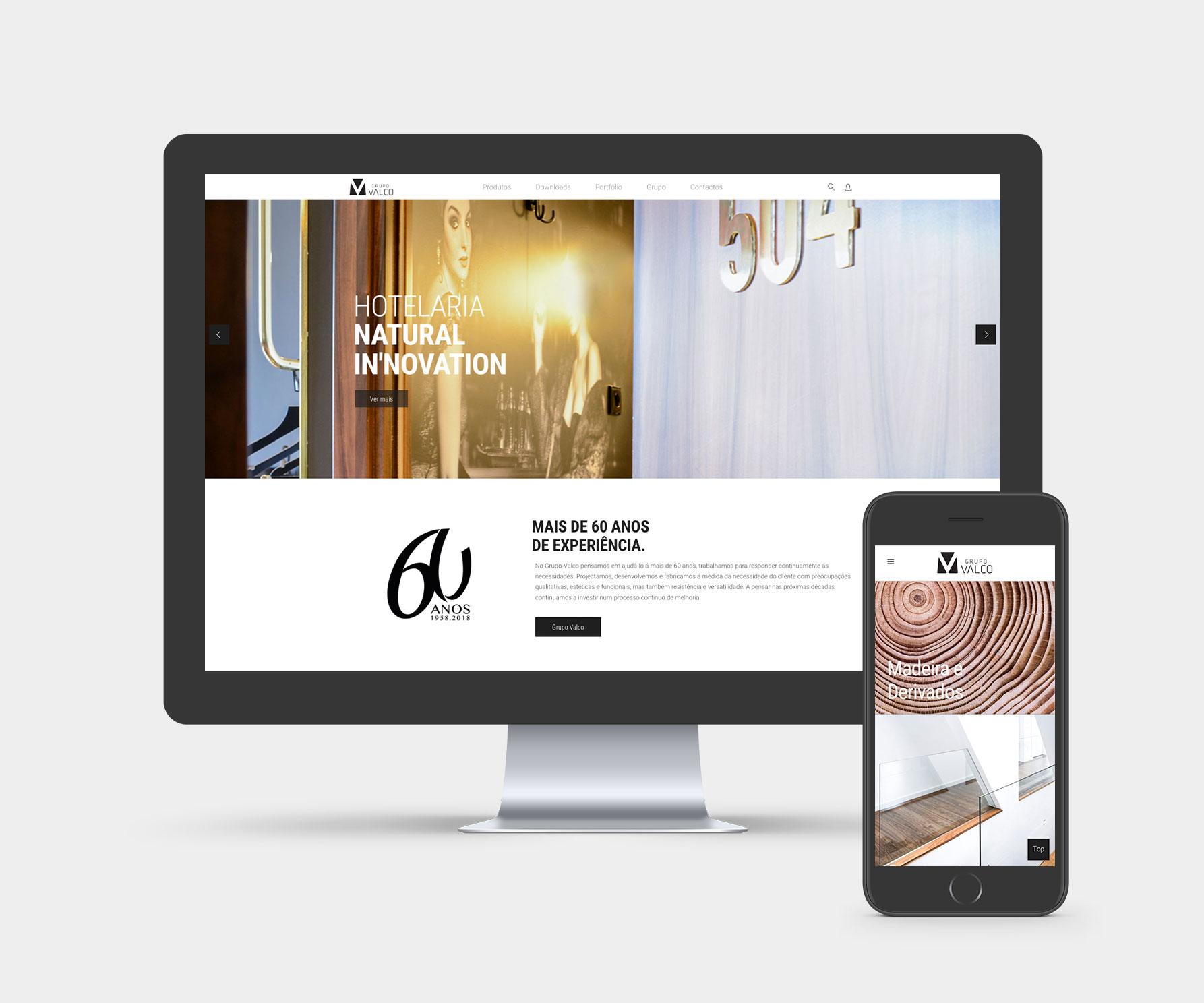 Website Valco