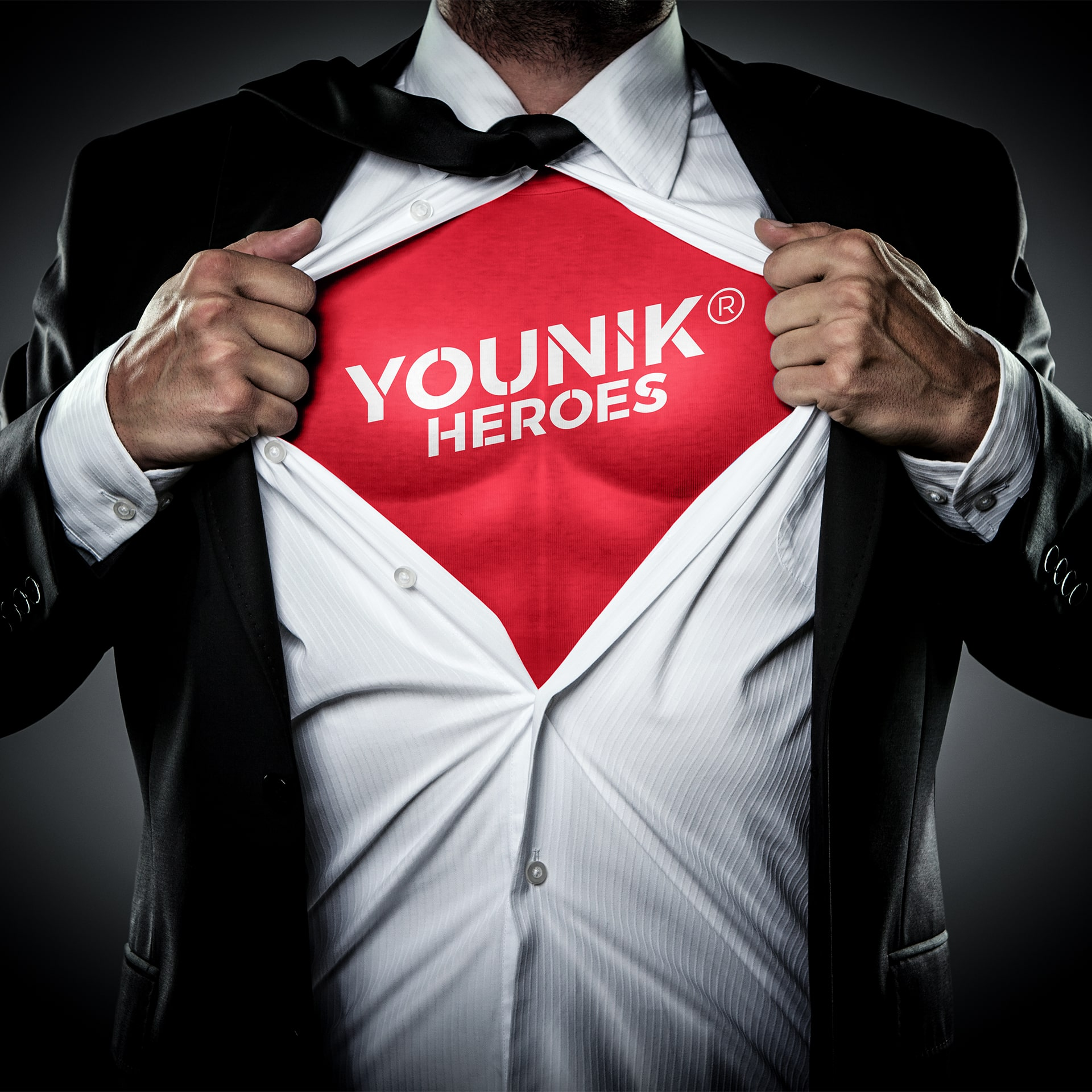 Comunicado Younik Heroes
