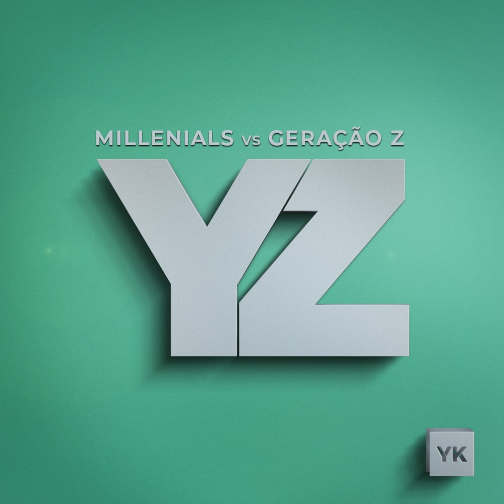 Millennials vs Geração Z