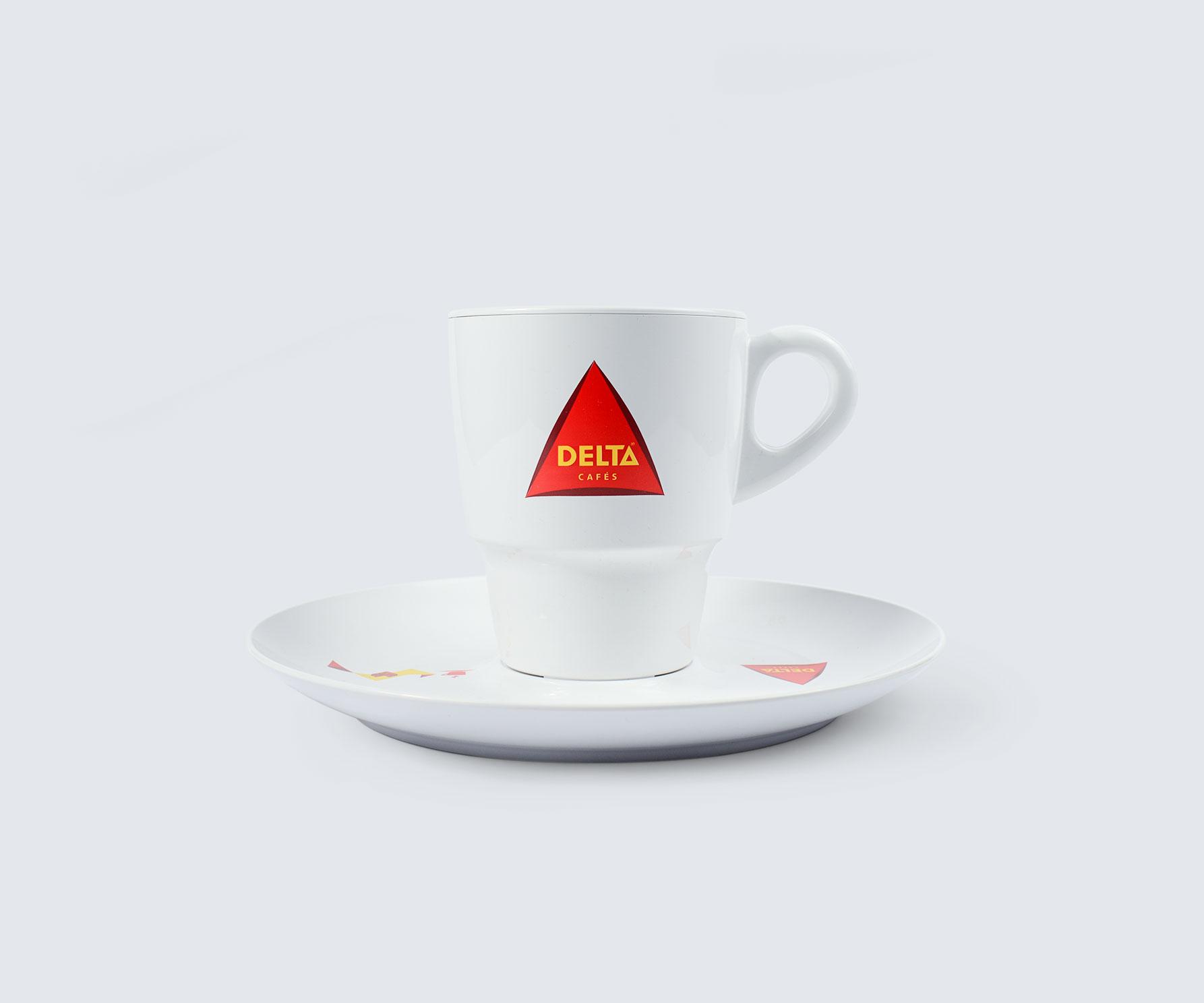 Delta café – Merchandising